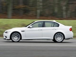 BMW M3 Sedan 2008 UK