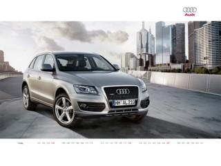 Audi Q5 の壁紙カレンダー