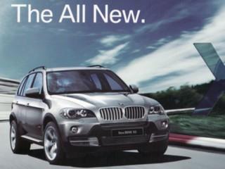 BMW X5 オリジナルDVD