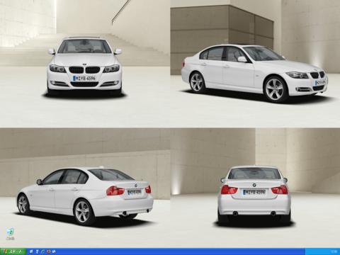 BMW 3シリーズの壁紙