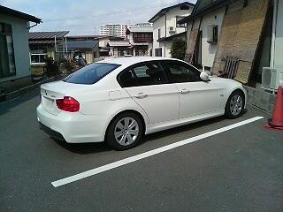BMW325i M-sports